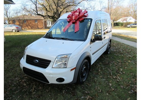 2012 FORD TRANSIT CONNECT VAN  $6995