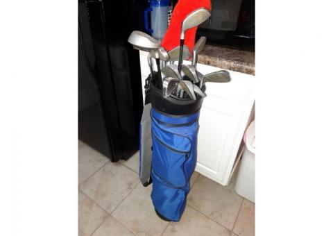 Women's Golf Club set (Right handed) Used $50 Cash only