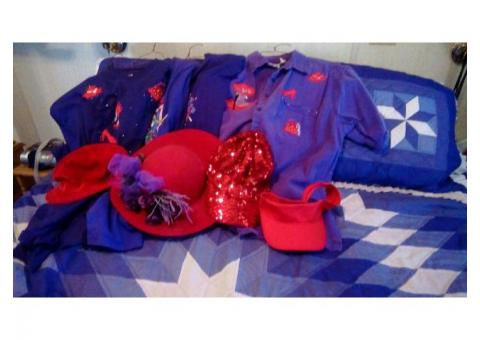 Red Hat Club Items for sale