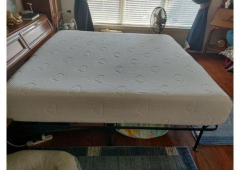 Puffy King size mattress